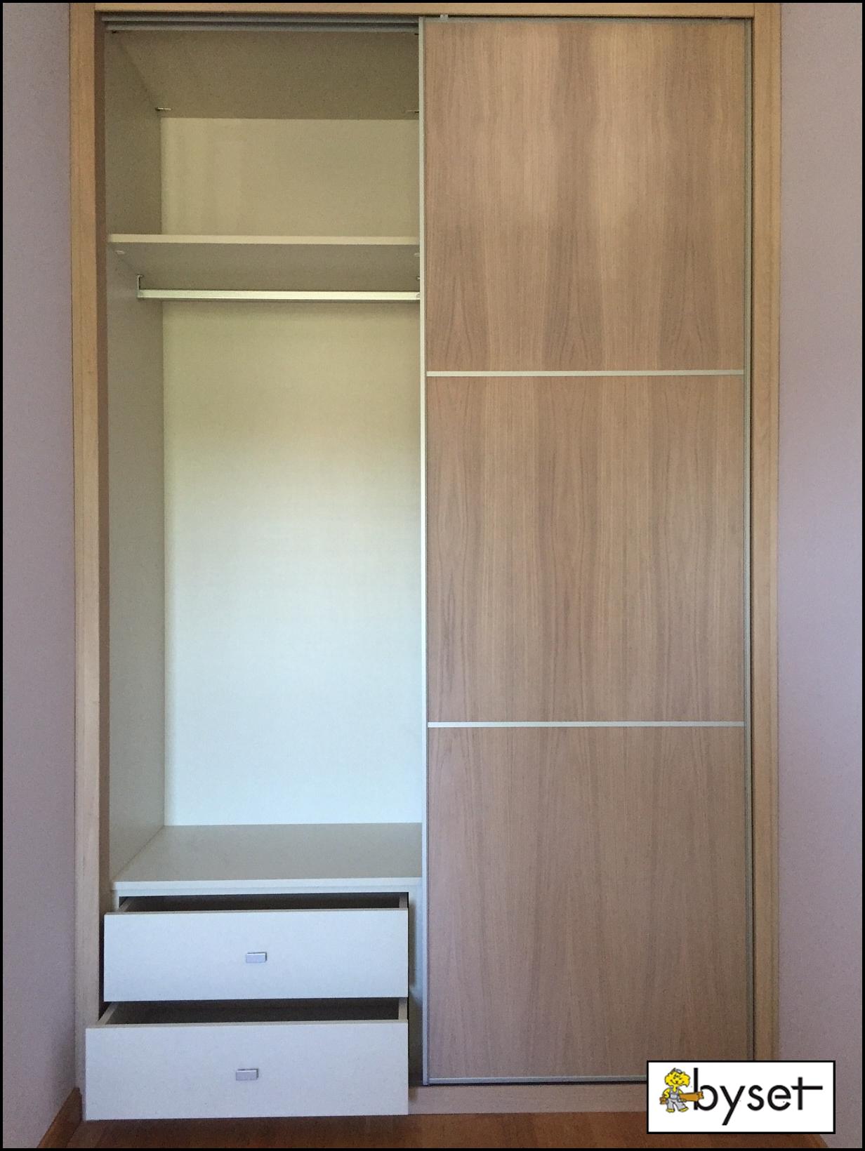 Puertas correderas para armarios empotrados precios - Puertas correderas o abatibles ...